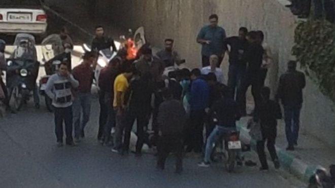 رئیس پلیس اصفهان: دو دختر به خاطر «نهنگ آبی» خودکشی کردند