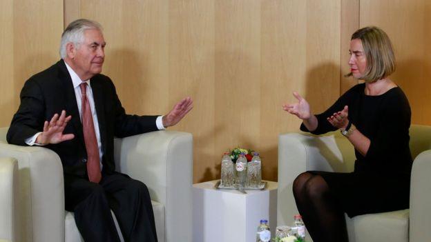 ایران به اتهامات وزیر خارجه آمریکا پاسخ داد