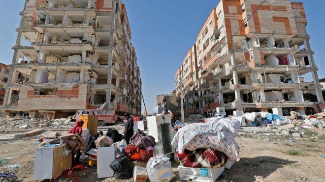 پاسخ به سوالاتی درباره زلزله در ایران