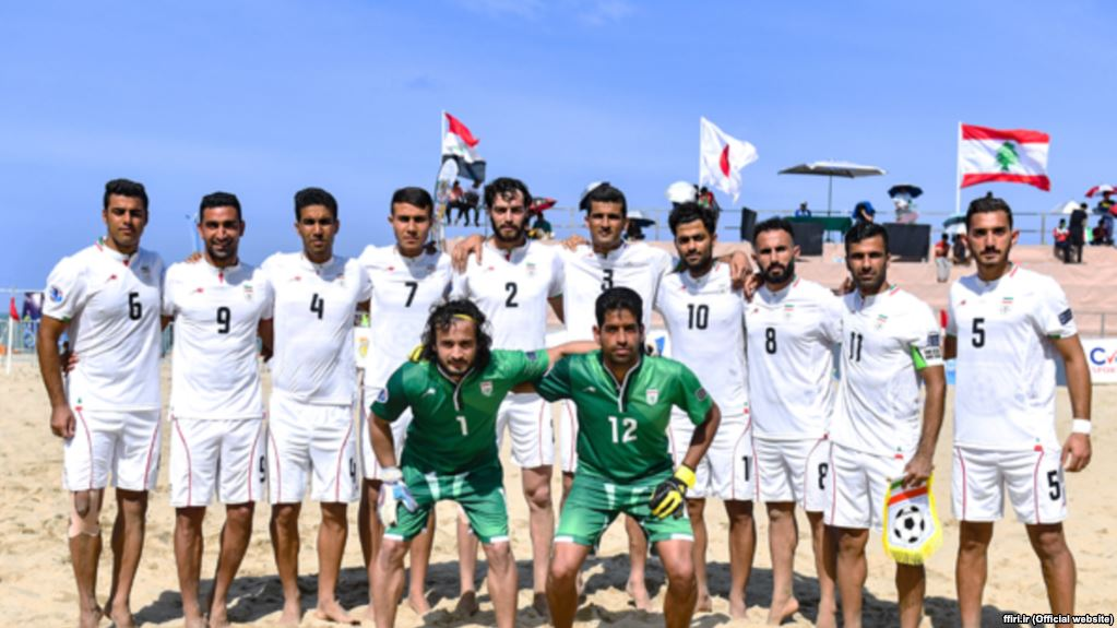 فوتبال ساحلی ایران به فینال جام جهانی نرسید