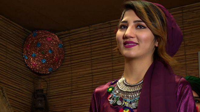 مدلینگ، کار پرخطر اما جذاب برای زنان افغانستان