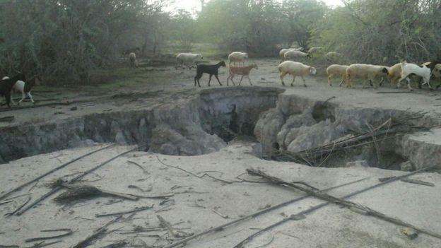 خشکسالی در ایران، کاهش بیسابقه بارندگی در ۵۰ سال