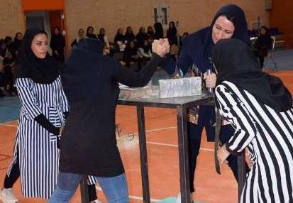 برگزاری اولین دوره مسابقات مچاندازی بانوان استان فارس