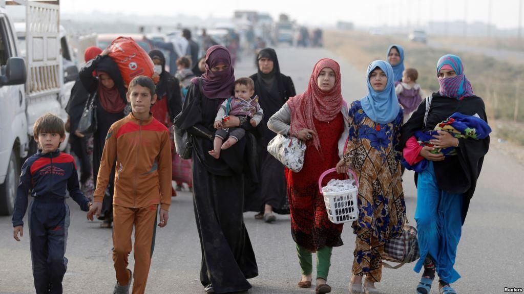 سازمان ملل: 100 هزار کودک در موصل در وضعیتی خطرناک بهسر میبرند