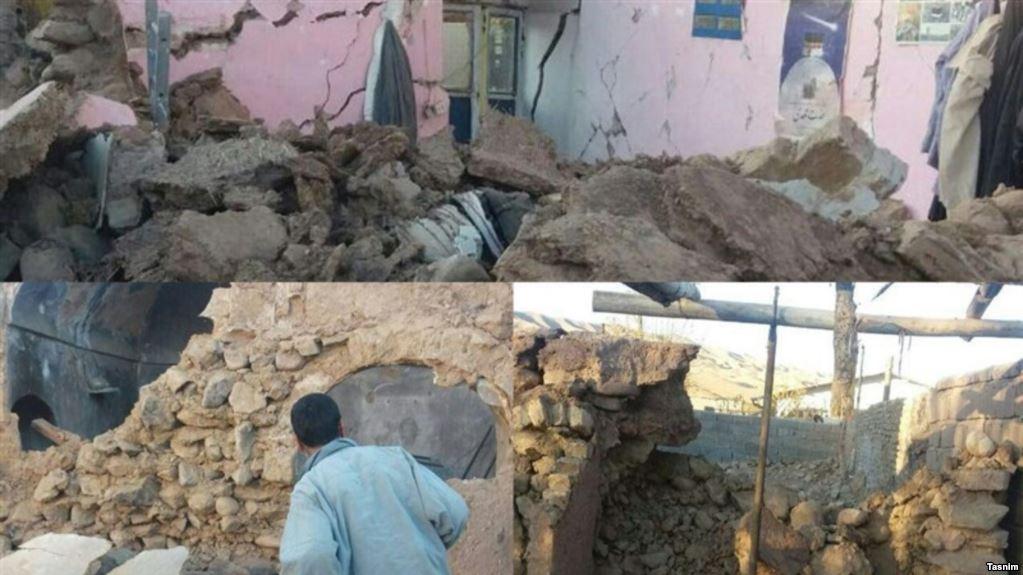 زمین لرزه استان کرمان «تلفات جانی نداشته است»