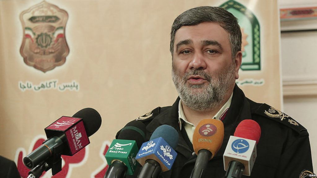 آمادهباش هزاران پلیس برای برگزاری «انتخابات امن» در ایران