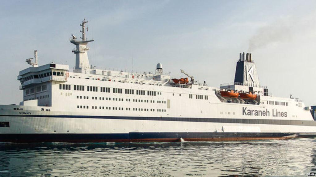 شرکت کشتیرانی تایوان خدمات خود به ایران را قطع کرد