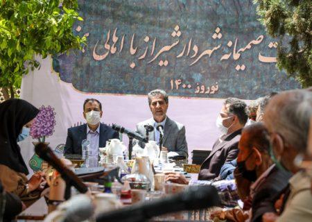 """""""شیراز بدون فرهنگورانش شهری مانند شهرهای دیگر است"""""""
