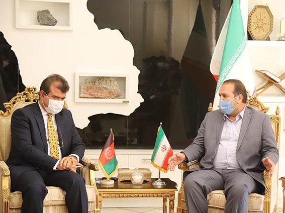 زمینه های همکاری میان ایران و افغانستان بسیار فراوان است