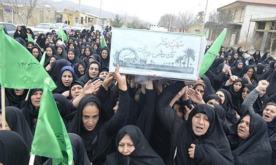 میراث فرهنگی: شهدای گمنام در حریم پاسارگاد به خاک سپرده نشدند