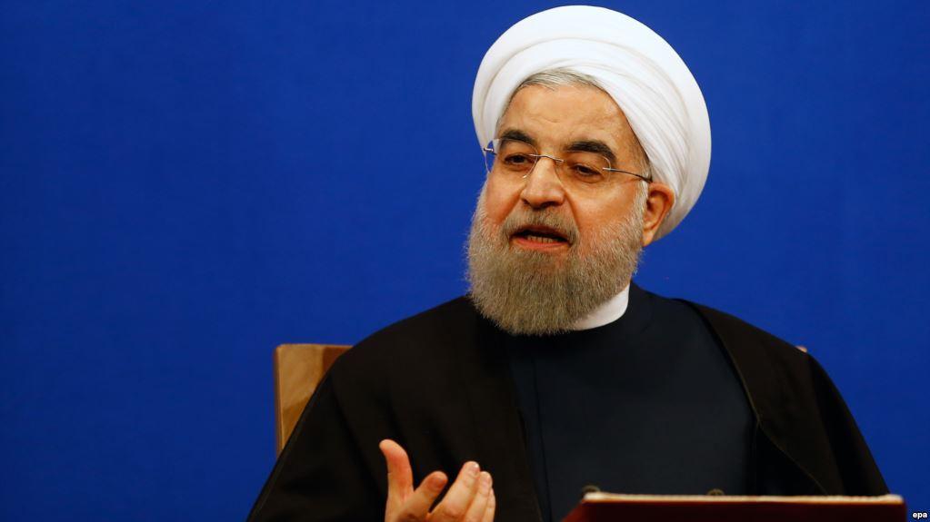حسن روحانی: در چهار سال آینده بقیه تحریمهای ایران را بر میدارم