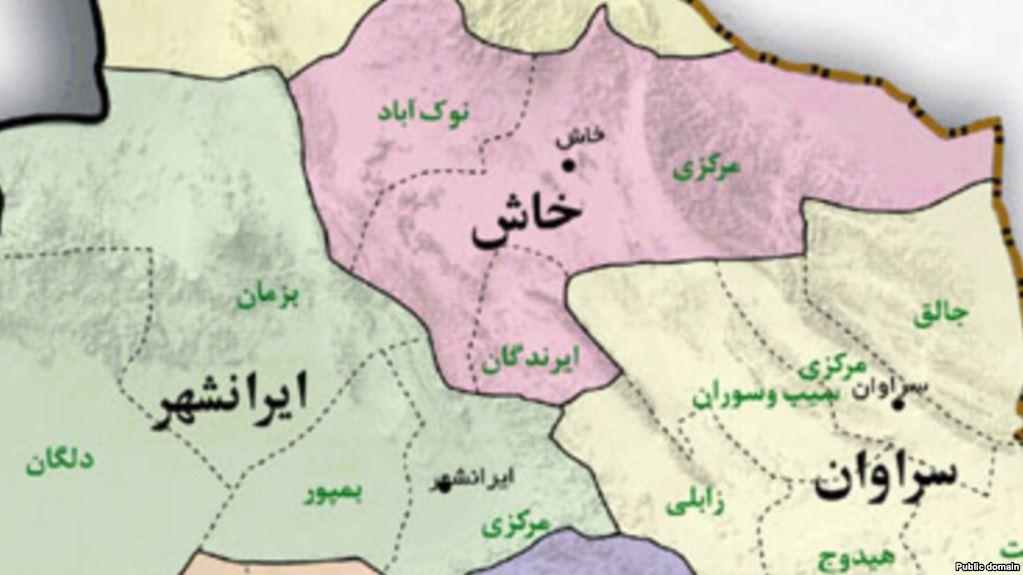 ترور یک فرمانده سپاه در سیستان و بلوچستان