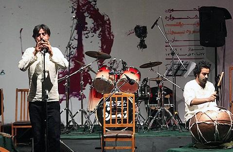 جشنواره موسیقی استان فارس در شیراز برگزار میشود