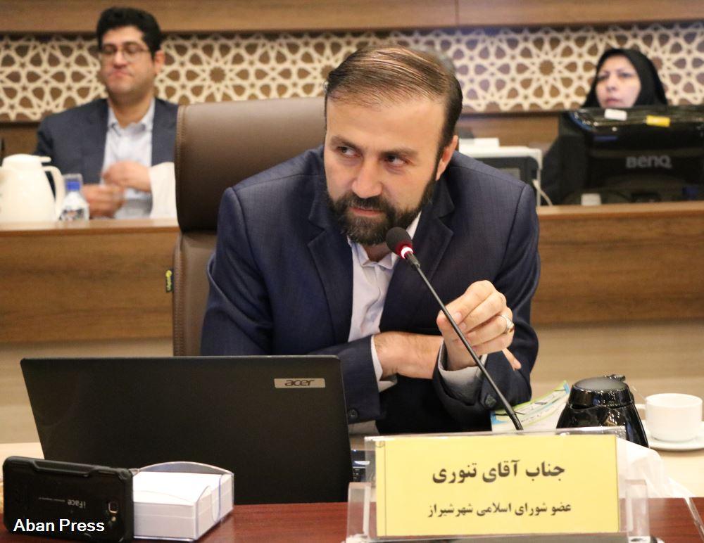 احمد تنوری: وزارت کشور باید تا شنبه نظرش را در خصوص حکم شهردار شیراز اعلام کند