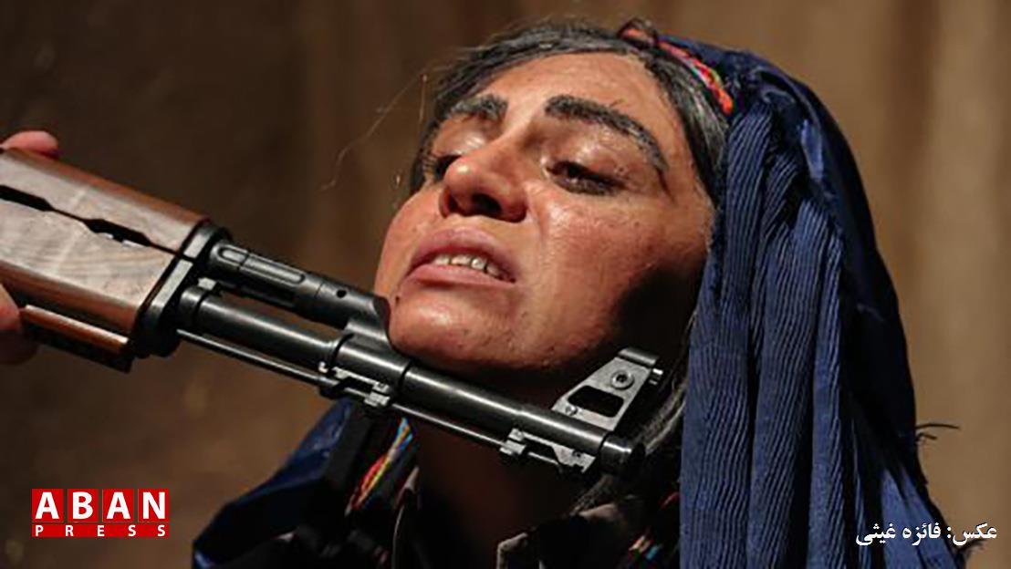 آلبوم عکس، اجرای نمایش خروس در سالن استاد فقیه شیراز