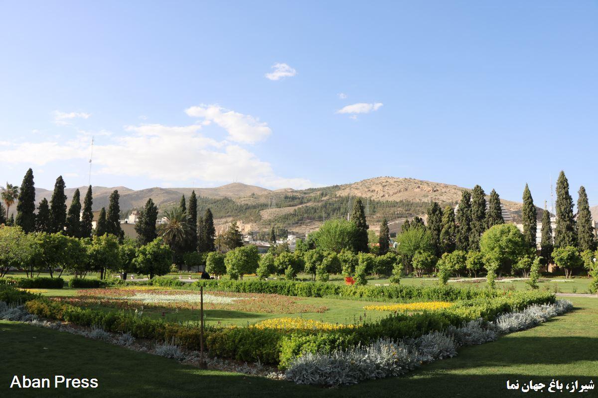 آلبوم عکس؛ طبیعت بهاری شیراز