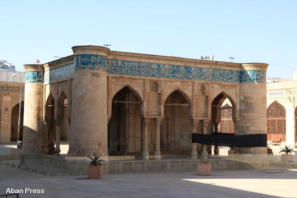 آلبوم عکس؛ آغاز مرمت مسجد جامع عتیق شیراز