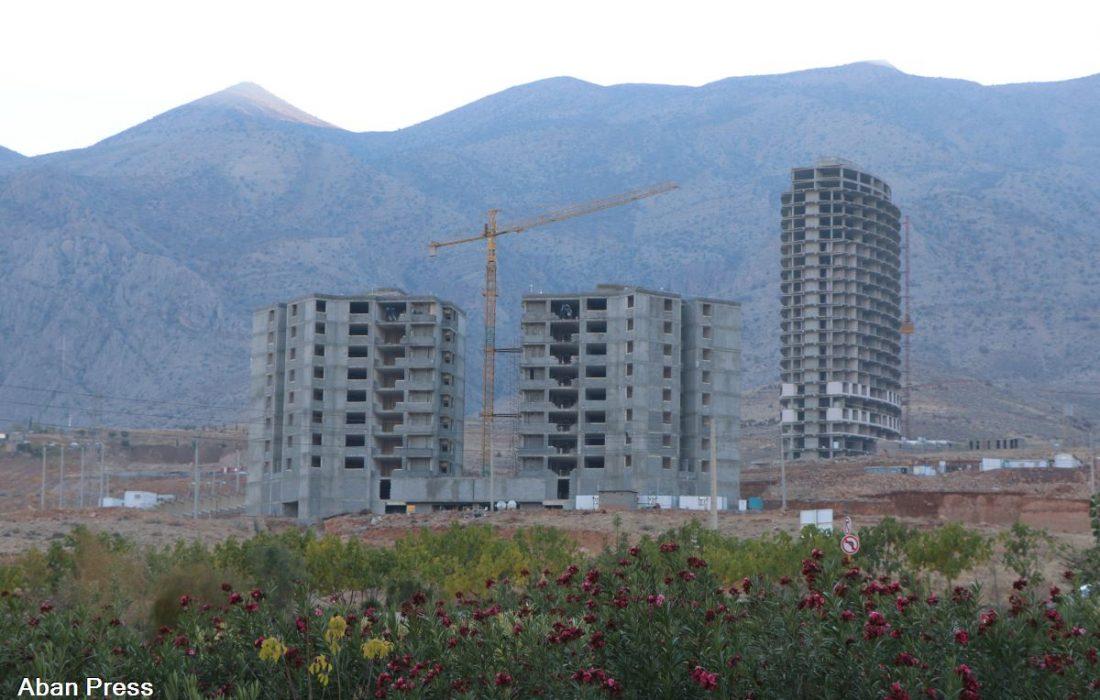 هشدار درباره خطر زمینلغزش در ارتفاعات شیراز