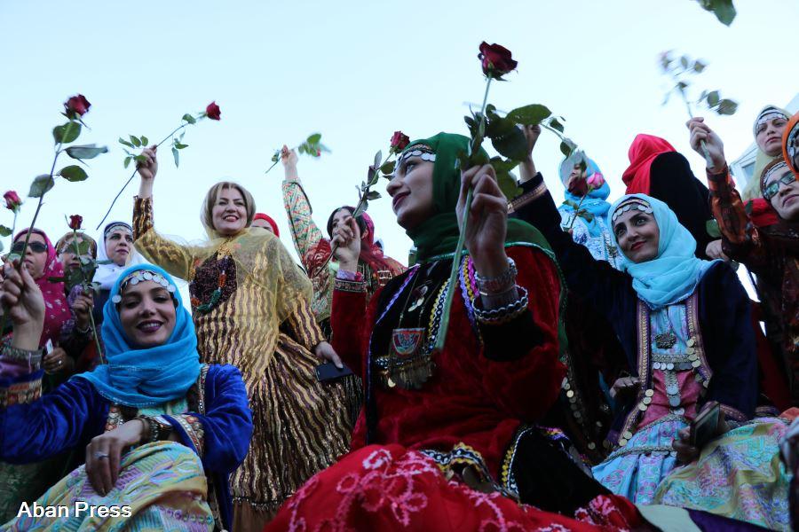 جشنواره اقوام ایرانی در ایام نوروز در شیراز برگزار میشود