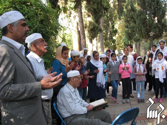آلبوم عکس؛ جشن آبانگان در شیراز