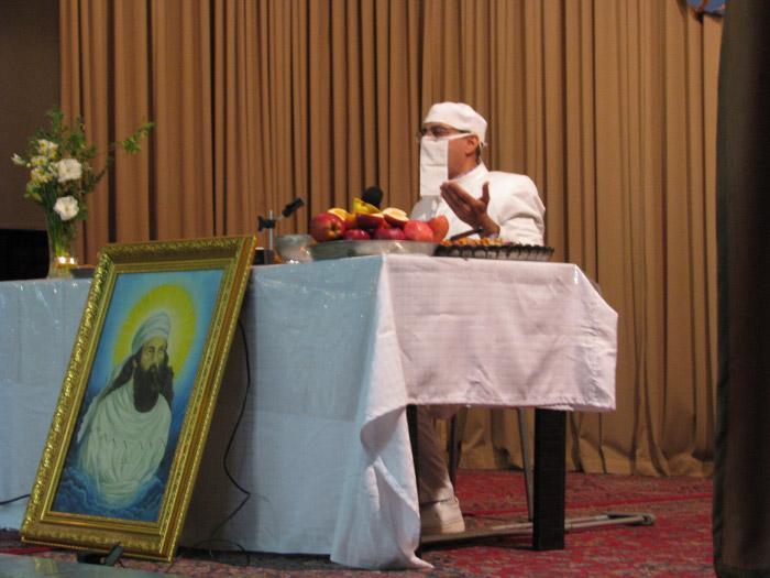 گاهنبار «چهره میدیاریم گاه» در شیراز برگزار شد