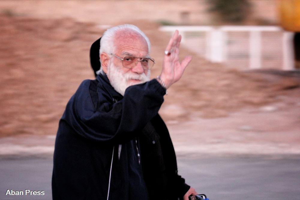 آلبوم عکس؛ پیادهروی همگانی در شیراز