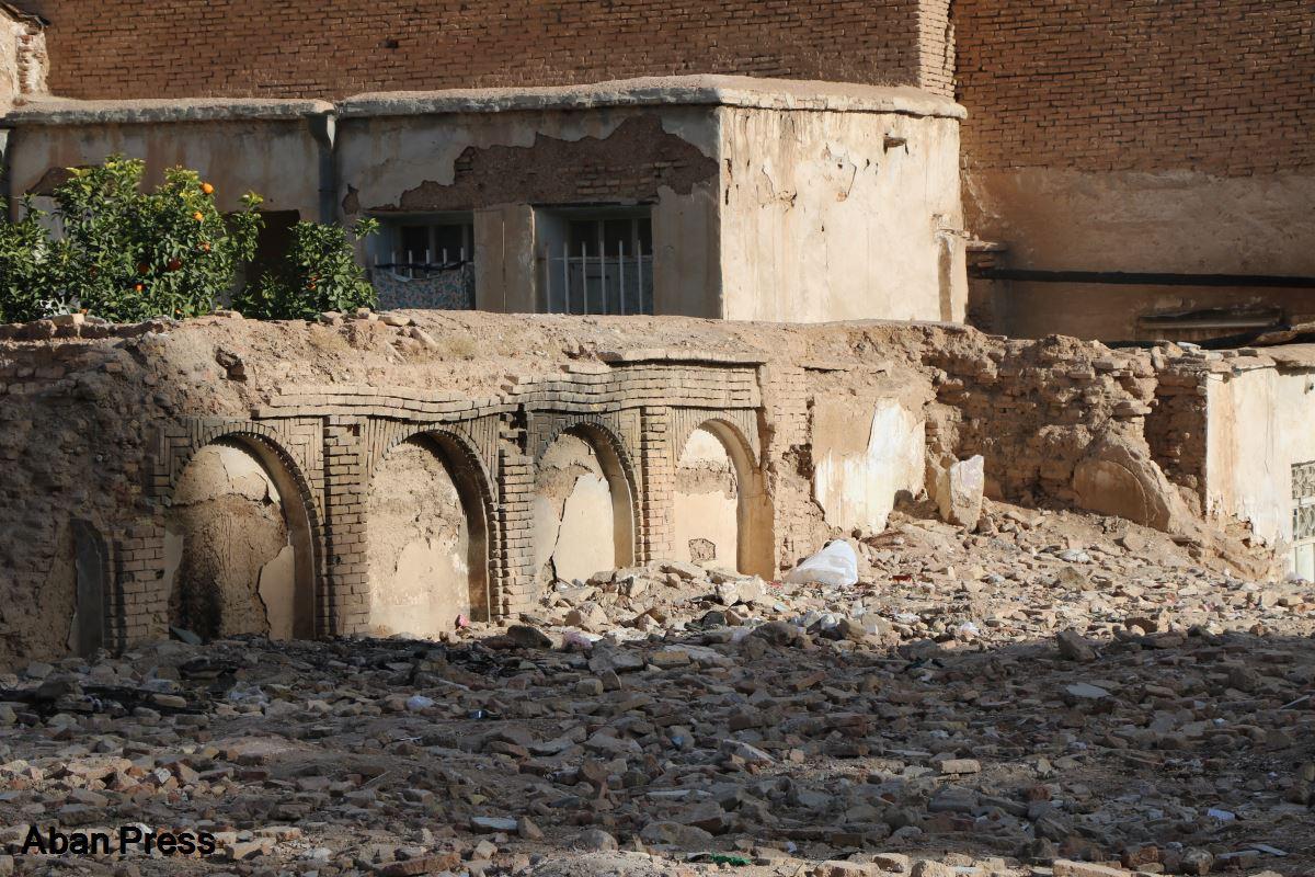 اولتیماتوم به تخریبکنندگان بافت تاریخی شیراز: گزارش تخریب به دفتر رهبری ارسال میشود