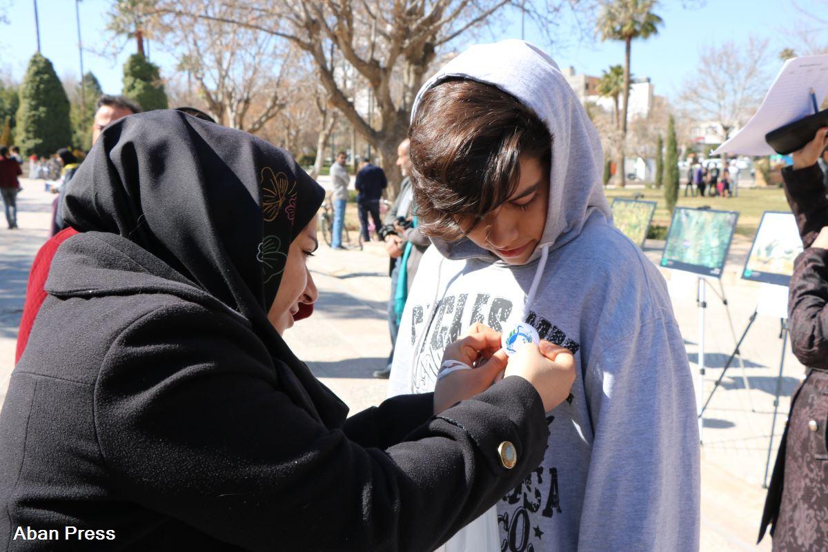 آلبوم عکس؛ مراسم روز جهانی تالابها در شیراز