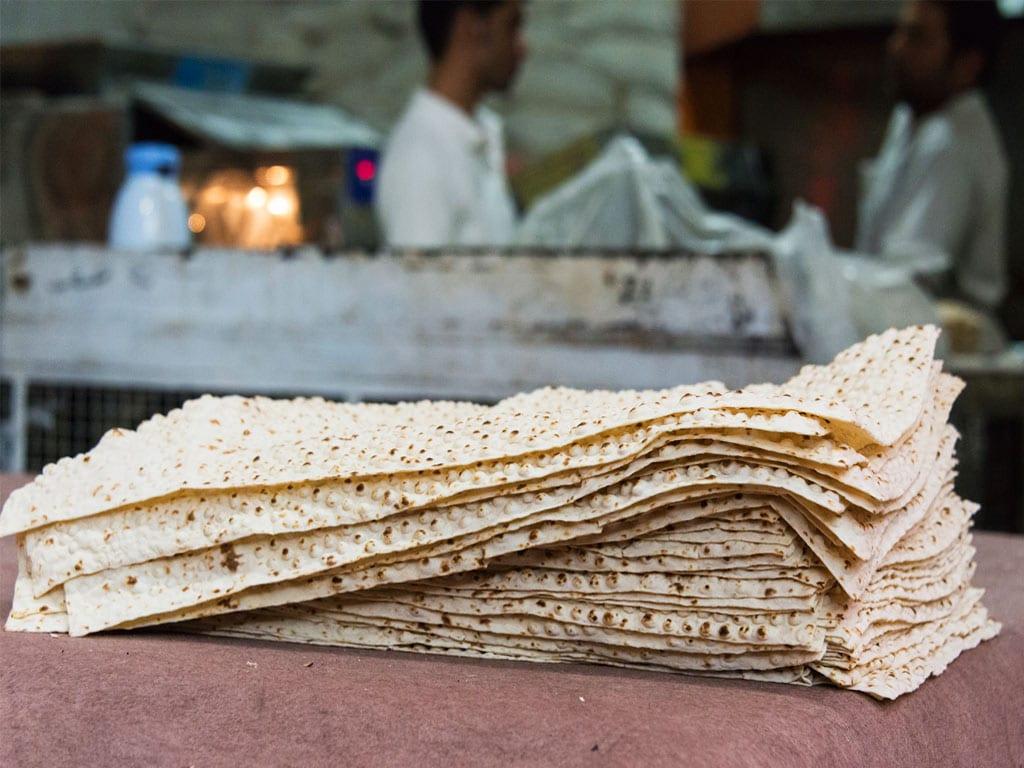 افزایش قیمت نان در شیراز