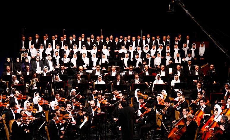 ارکستر سمفونیک تهران در شیراز کنسرت برگزار میکند