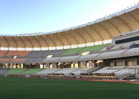 بازسازی ورزشگاههای پارس و حافظیه ۲۵ میلیارد تومان اعتبار نیاز دارد