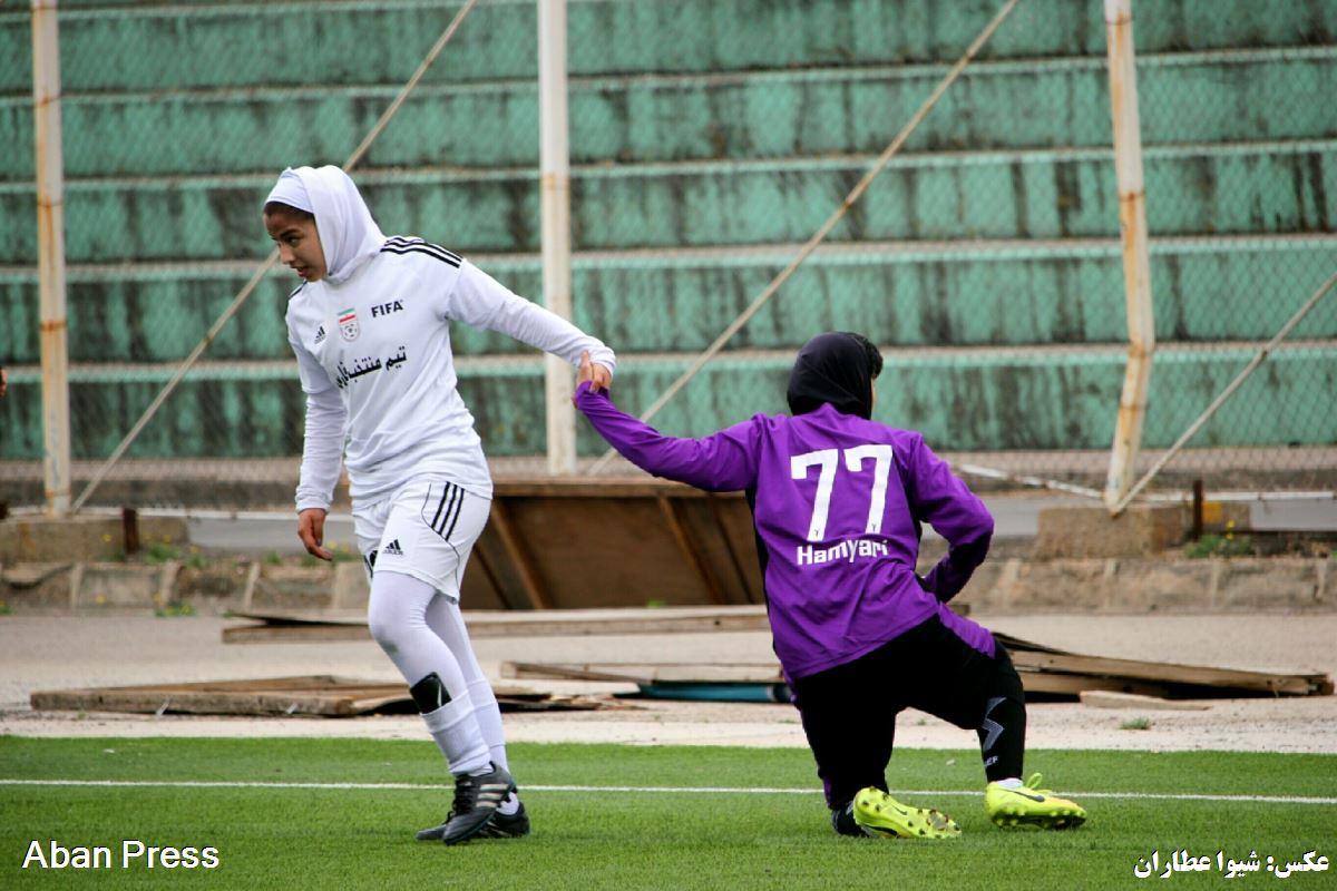 شکست تیم فوتبال بانوان فارس در خانه