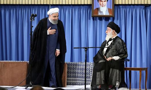 روحانی: دوران رقابت سیاسی و انتخاباتی گذشت، وحدت را حفظ کنیم