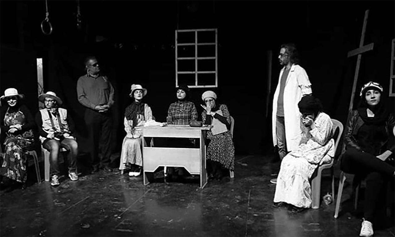 تئاتر «موسیقی مجلسی» در شیراز روی صحنه رفت