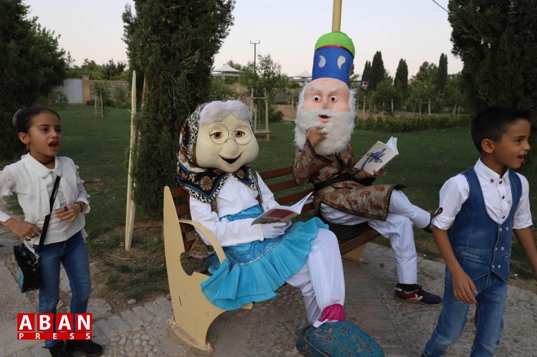 آغاز جشنواره تئاتر خیابانی کودک در شیراز از ۲۲ مرداد