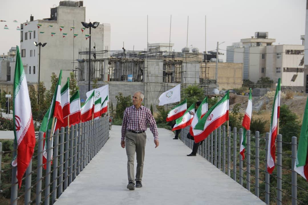 بوستان تخصصی ورزشی در شیراز افتتاح شد