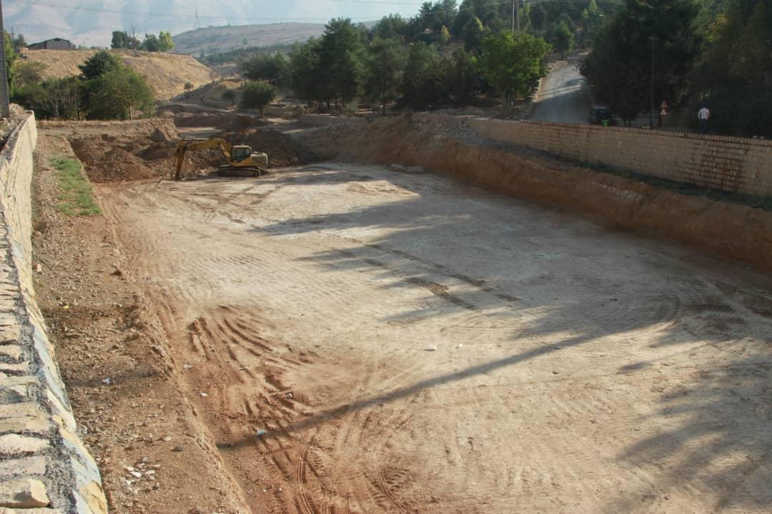 افزایش بیش از دو برابری ظرفیت حوضچه آرامش دروازه قرآن شیراز
