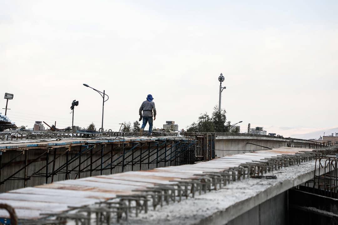 افتتاح دو تقاطع غیر همسطح در شیراز تا پایان امسال