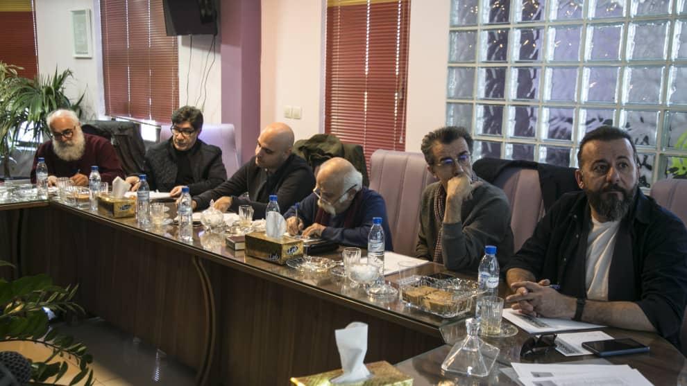 برگزیدگان نخستین سمپوزیوم بین المللی مجسمه سازی شیراز معرفی شدند