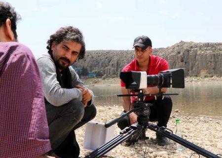 """ساخت فیلم """"انسان خردمند"""" در شیراز"""