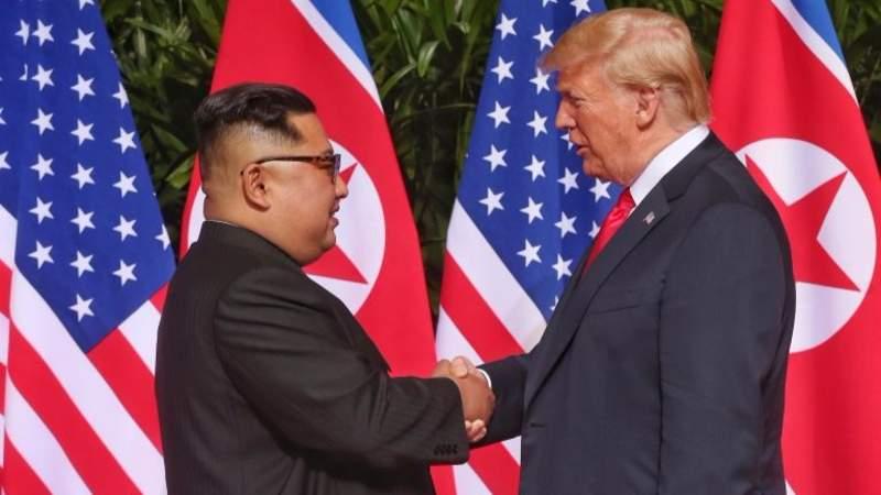 امروز در دیدار تاریخی رهبران آمریکا و کره شمالی چه گذشت