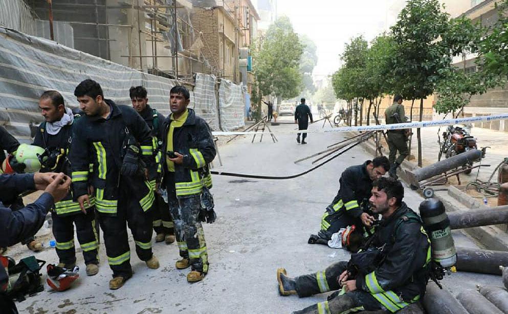 ۱۱ مورد آتش سوزی در فارس طی مرداد امسال