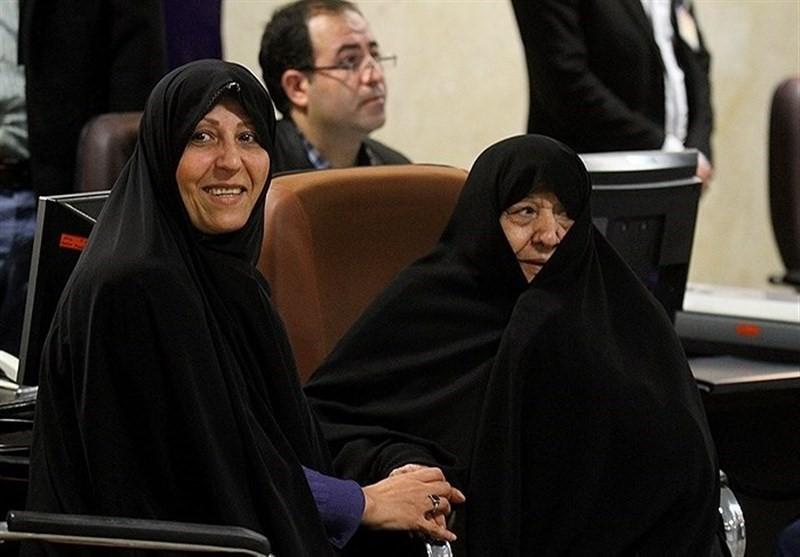 توضیح فاطمه هاشمی رفسنجانی در خصوص دلیل سفرش به لندن
