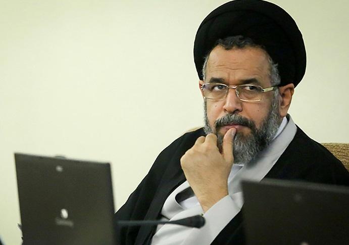 وزیر اطلاعات: هشت تروریست غیرایرانی بازداشت شدند