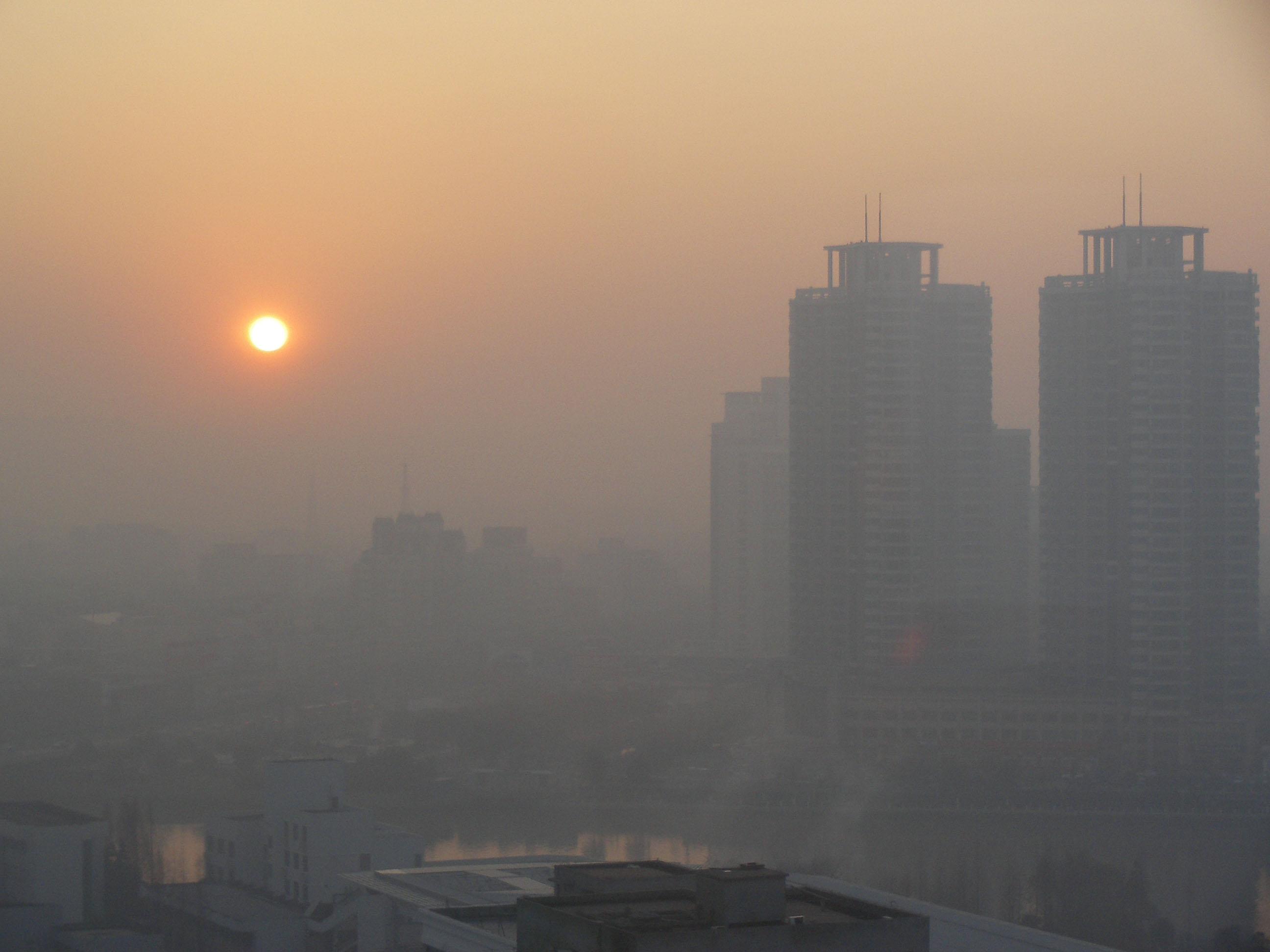 «برج سازی در شمال غرب شیراز باعث افزایش آلودگی هوا میشود»