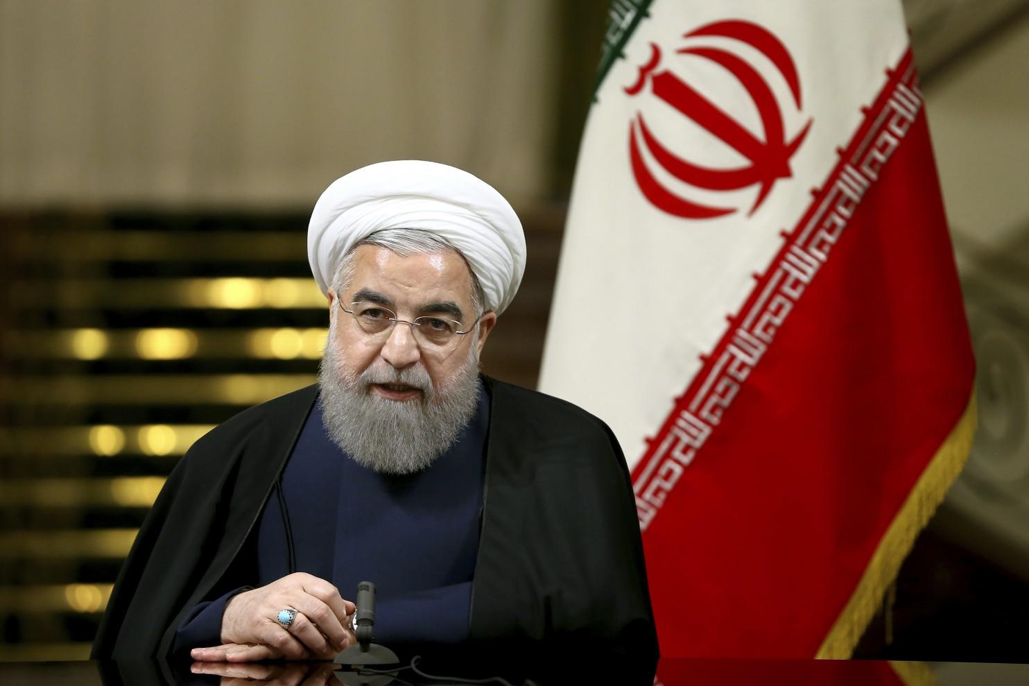 انتقاد حسن روحانی از سپاه به دلیل مخالفت با فعالیت تلگرام: چرا با تکنولوژی مخالف هستید؟