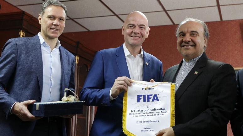فدراسیون فوتبال ایران برای جلب نظر فیفا وزیر ورزش را از مجمع حذف کرد
