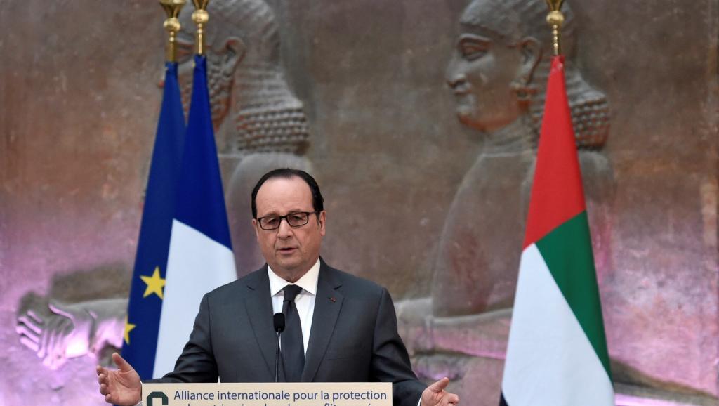کمک دهها میلیون دلاری فرانسه و کشورهای عربی برای حفظ میراث فرهنگی