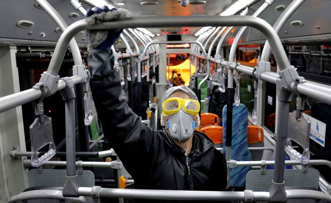۴۷ راننده ناوگان حملونقل عمومی شیراز به کرونا مبتلا شدند