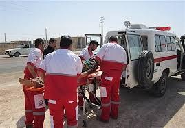 امدادرسانی جمعیت هلال احمر فارس به ۳۴۴ مورد حادثه در ایام نوروز
